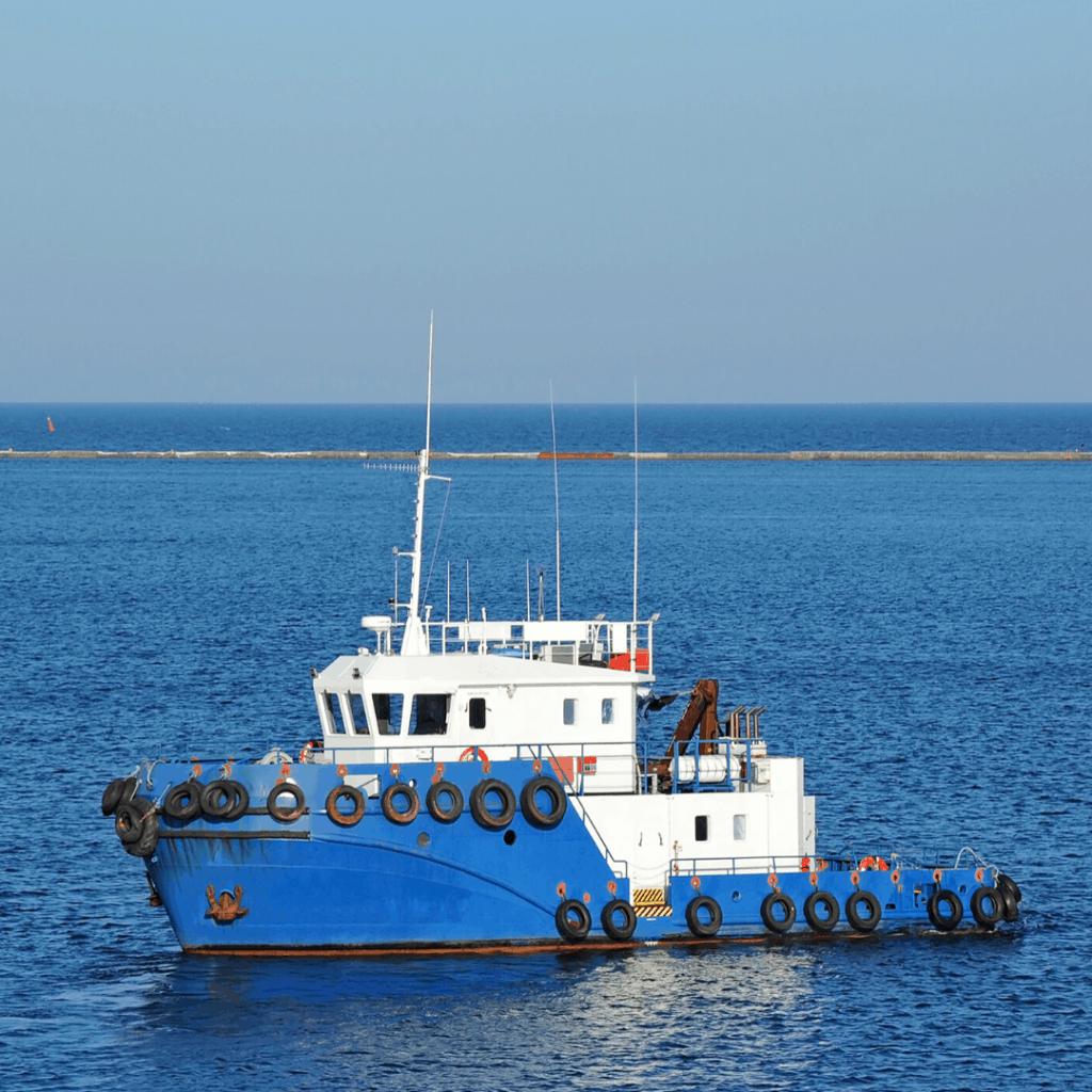 supply vessel